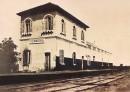 Estação Férrea de Ferreira
